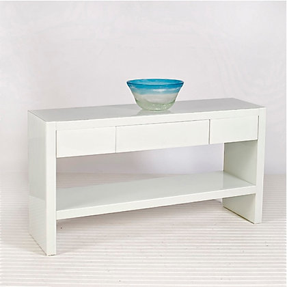 Wendy Ice Glass Console