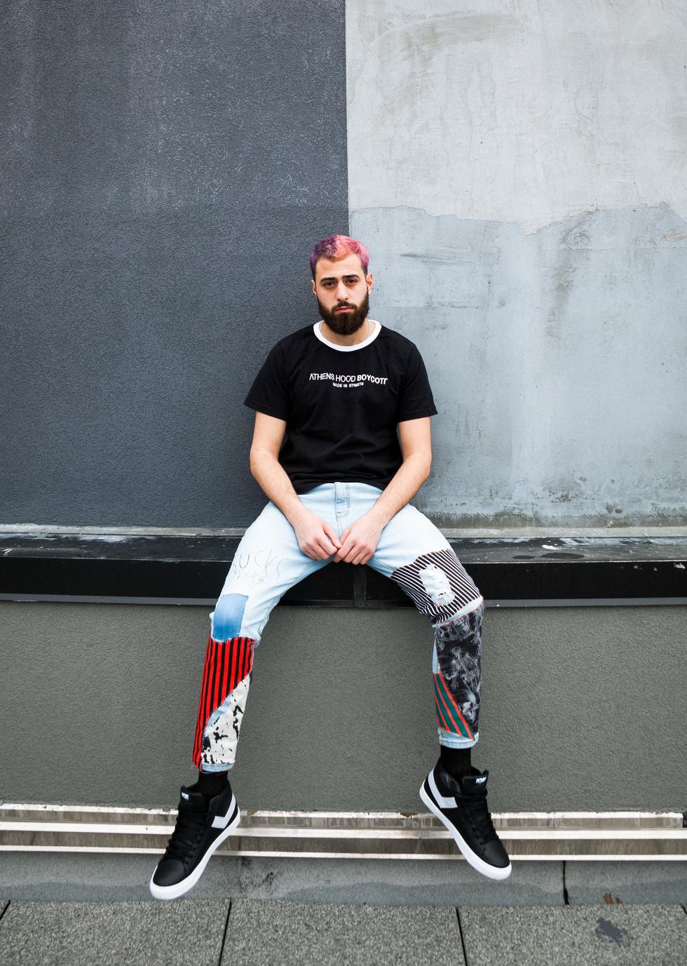 Yanni Bravo x Athens Hood Boycott x Yordan Sucks