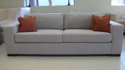 Custom Made Sofa, Upholstery