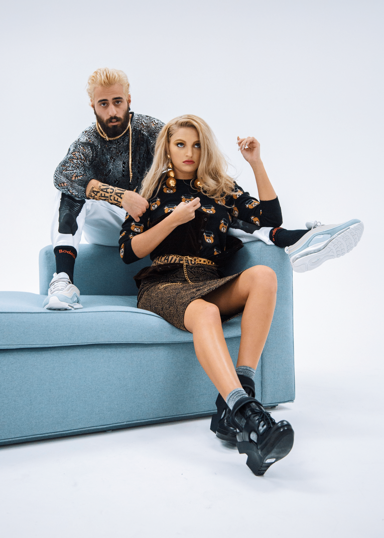 Yanni x Nicole Spiller