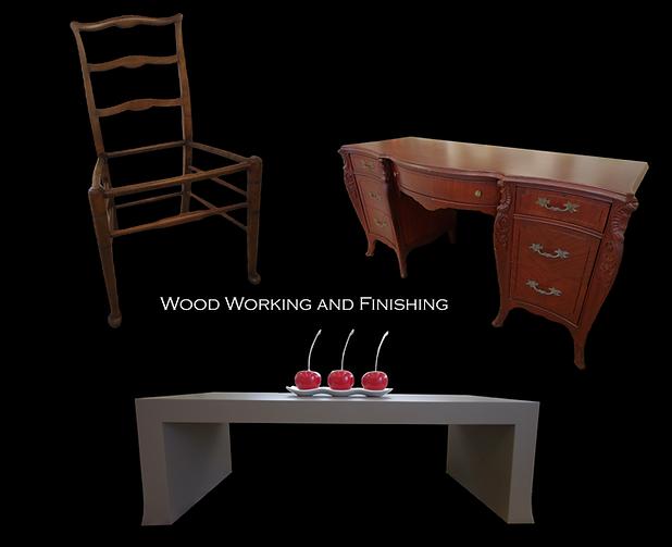 Wood Working Refinishing