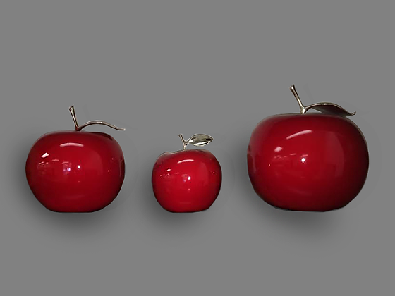 Ceramic Apples (Various Sizes)