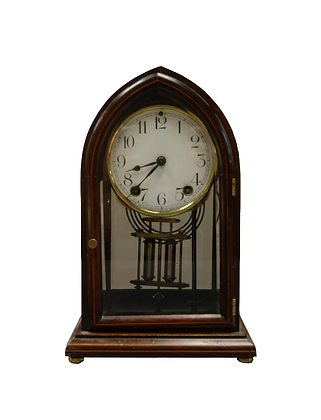 "c.1917 New Haven Clock ""Theone"""
