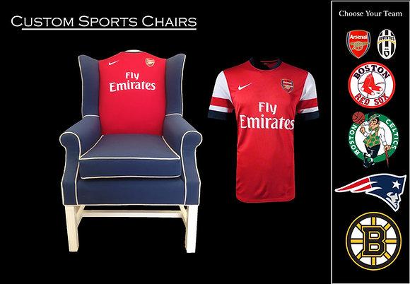 Custom Sports Chair