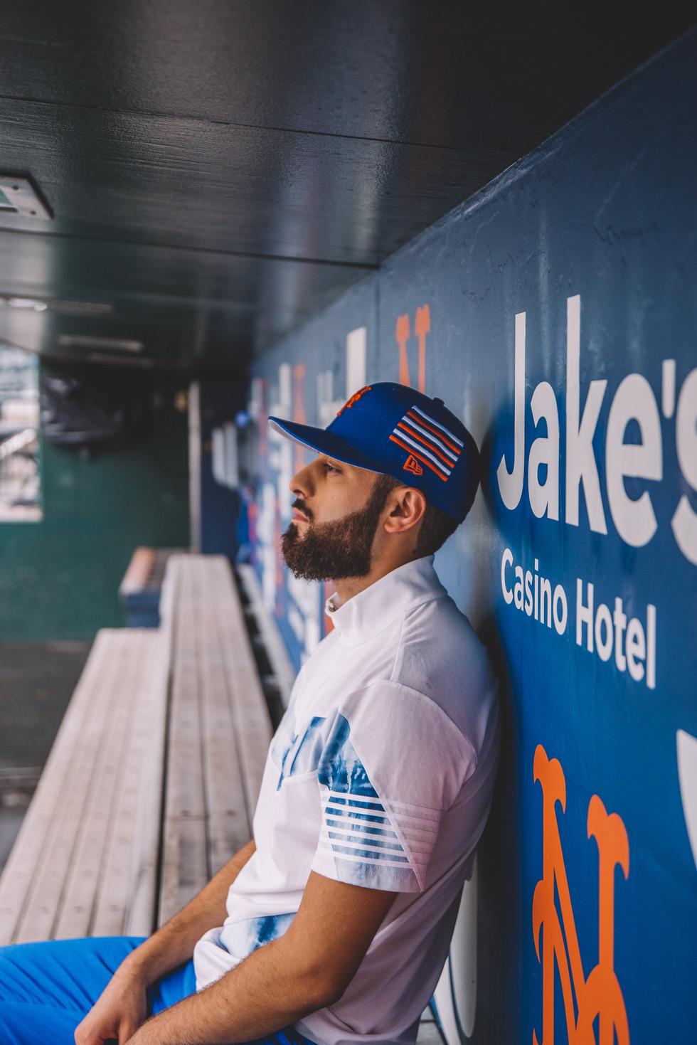 Yanni Bravo x New York Mets x Grungy Gentleman x New Era