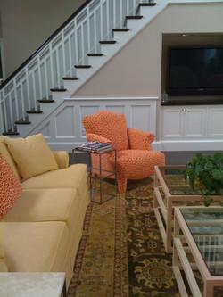 Custom Made Chair, Upholstery