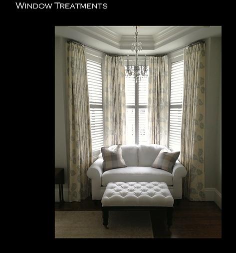 Custom Window Treatments Boston