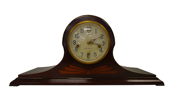 "c.1929 New Haven Clock Co.""Gamma"""
