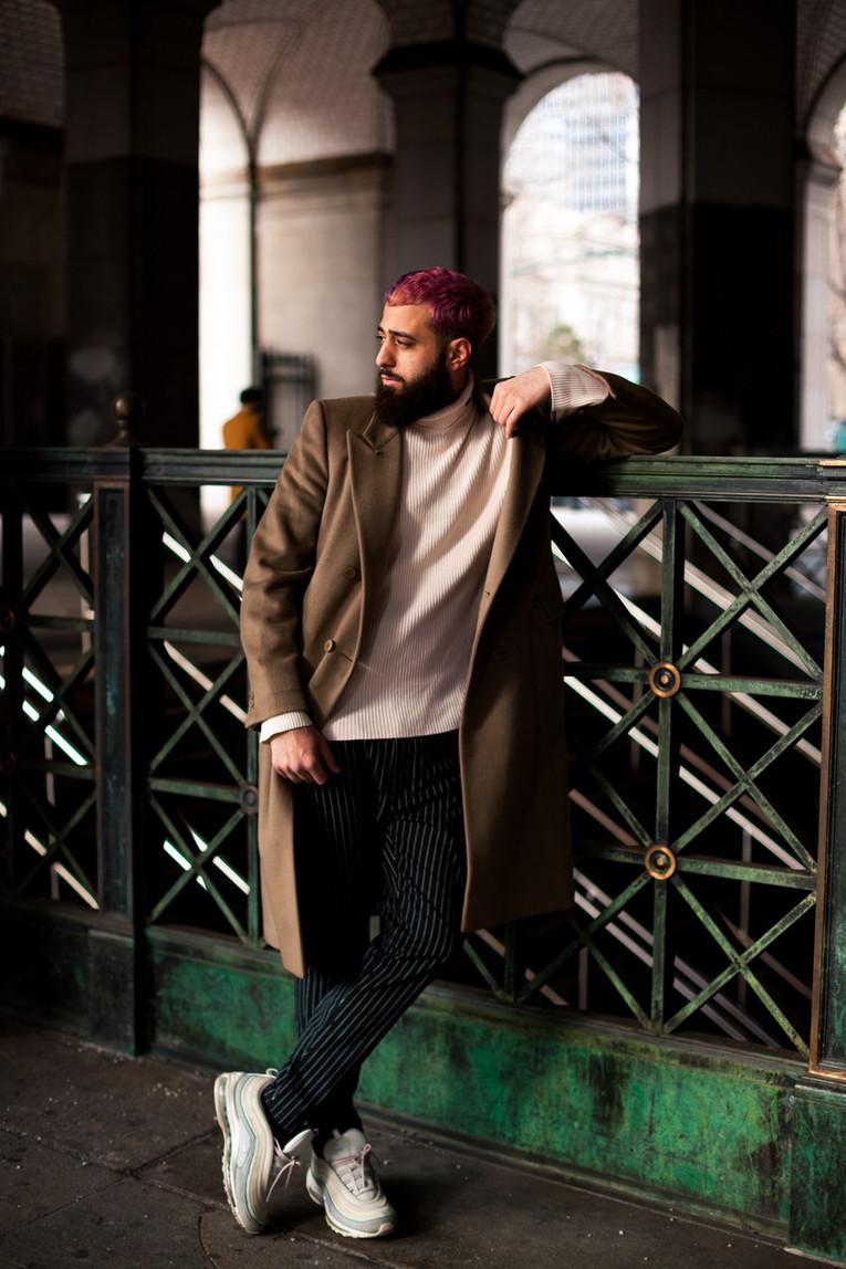 Yanni Bravo in New York City