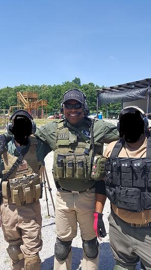Police Pistol Training