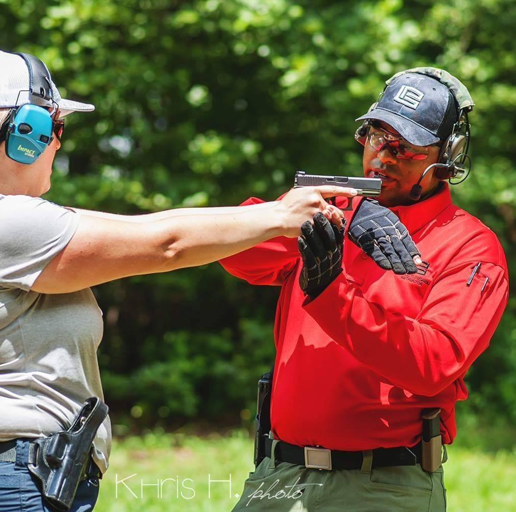 PRIVATE LESSONS (Pistol or Rifle)