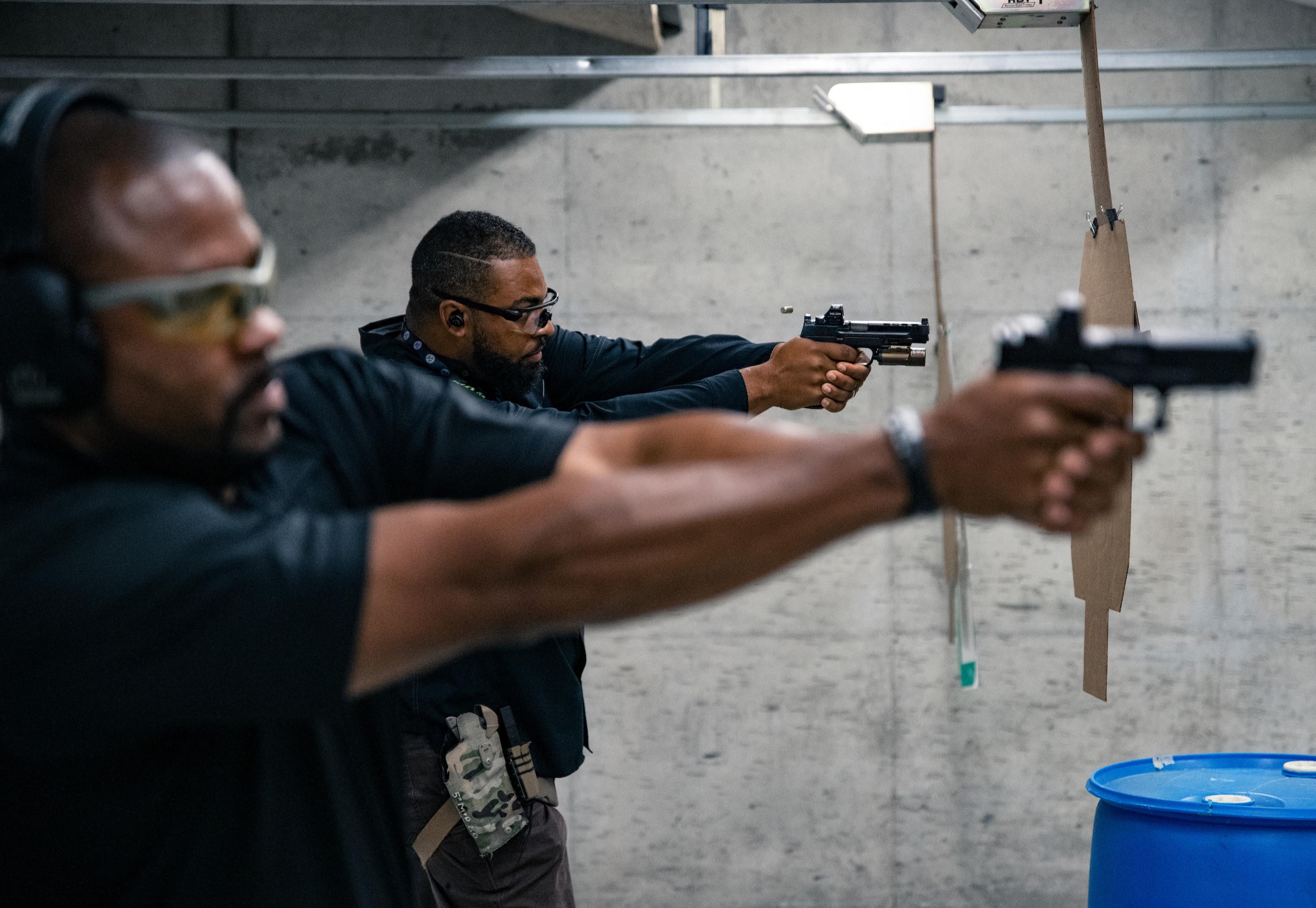 Red Dot Pistol I 10/24/21 Kennesaw, GA