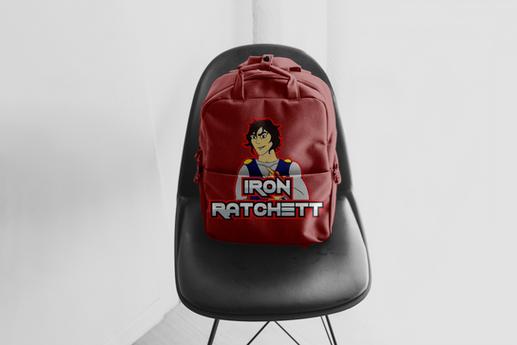 Iron Ratchett Backpack