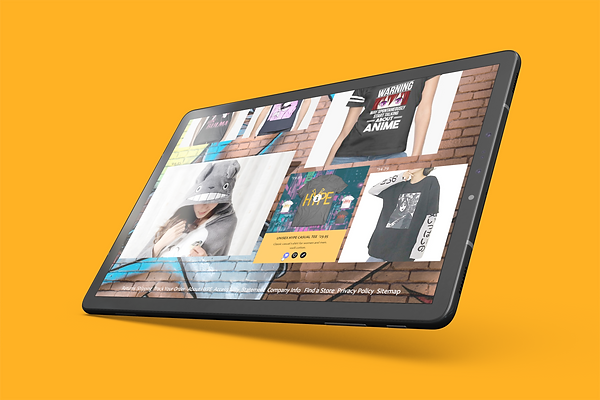 HYPE Content Page Mockup Tablet 2 Scroll