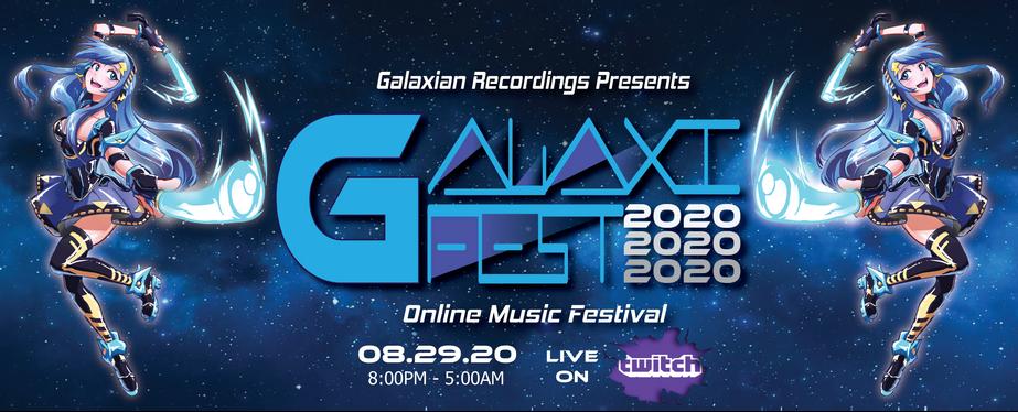 Galaxifest Banner 2020