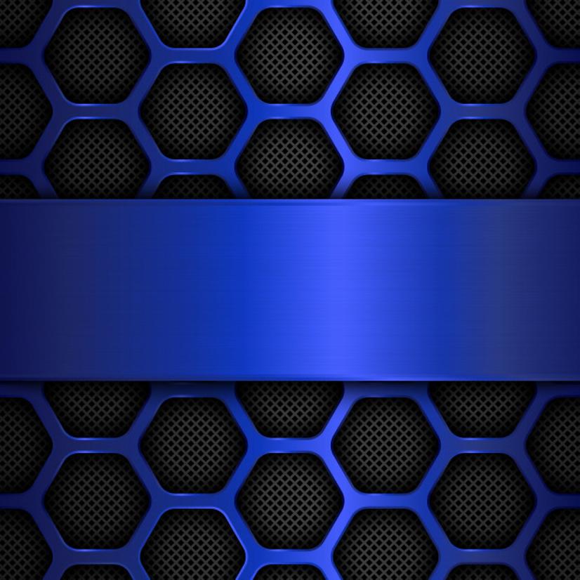 blue-metal-background-hexagonal-honey-co