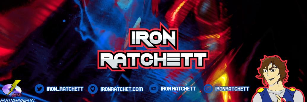 Iron Ratchett Social Media Banner