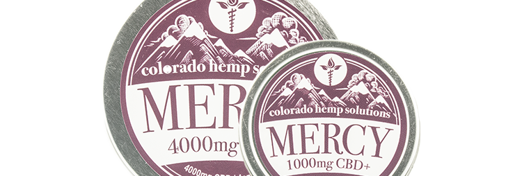 Mercy Topical Salve