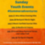 Sunday Youth Event Summer Adventures.jpg
