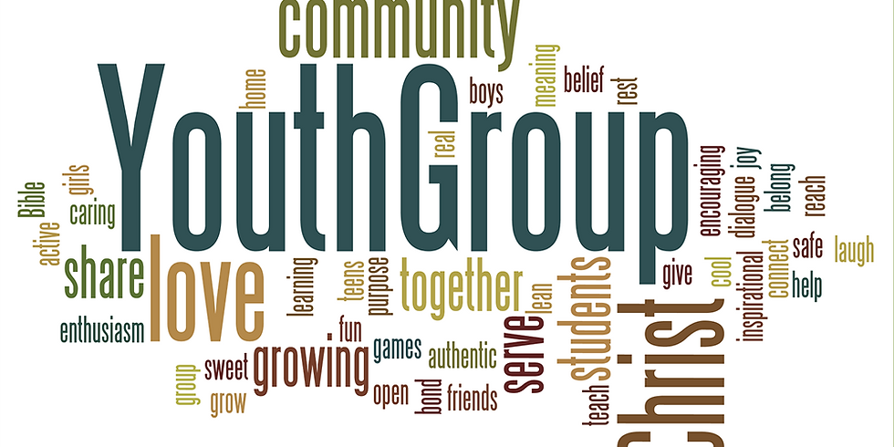 Middle School / High School Youth Group