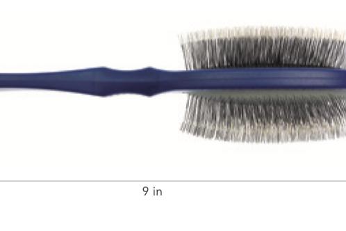 Cepillo largo de doble cara - pins largos