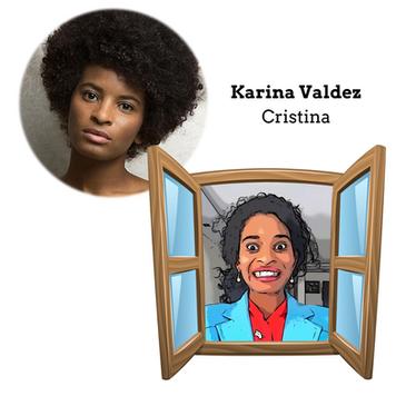 Karina Valdez - Cristina