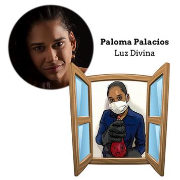 Paloma Palacios - Luz Divina