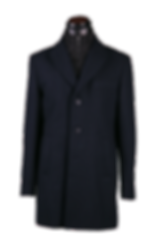black stylish coat city handsome  good quality made in garment supplier in Asia