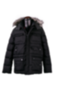 parka fur hood stylish good quality made in garment supplier in Asia