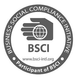 logo BSCI business social compliance initiative europe fashion made in garment supplier in asia