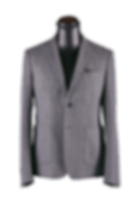 grey suit stylish chic hansome classy made in garment supplier in Asia