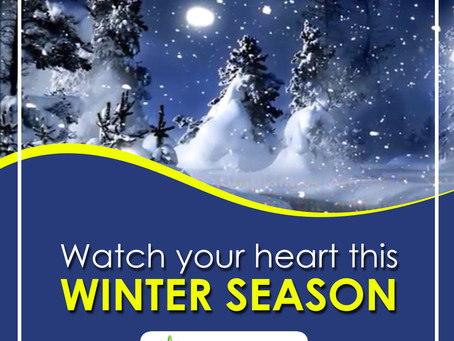 Watch Your Heart This Winter!
