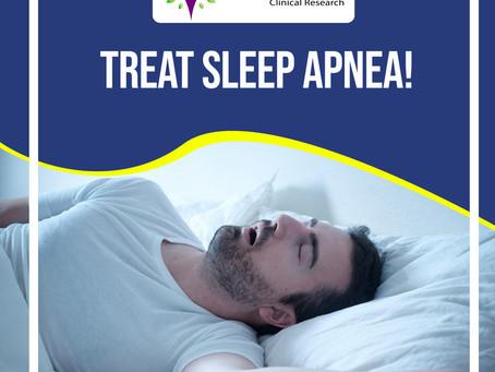Improve Sleep Apnea with This Trick!