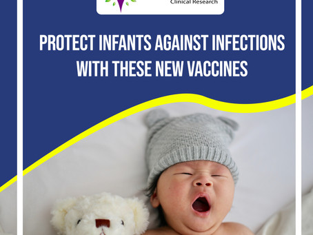 Save More Infants with New Vaccines