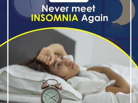 Trim Down Refined Carbs and Never Meet Insomnia Again