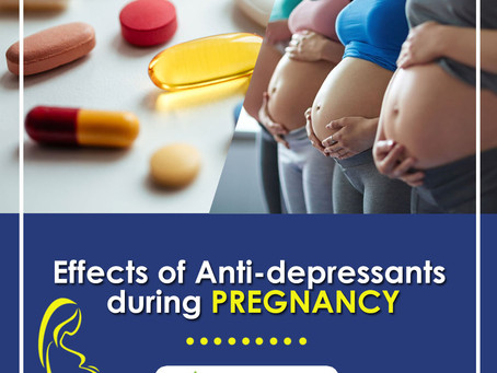 Antidepressants: Its Effect During Pregnancy