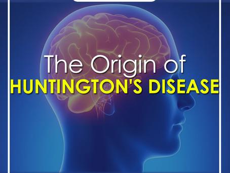 Tracing the History of Huntington's Disease