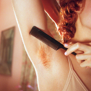 Society's Issue with Female Body Hair