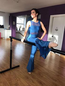 Samantha Goulart - Ballet Fitness