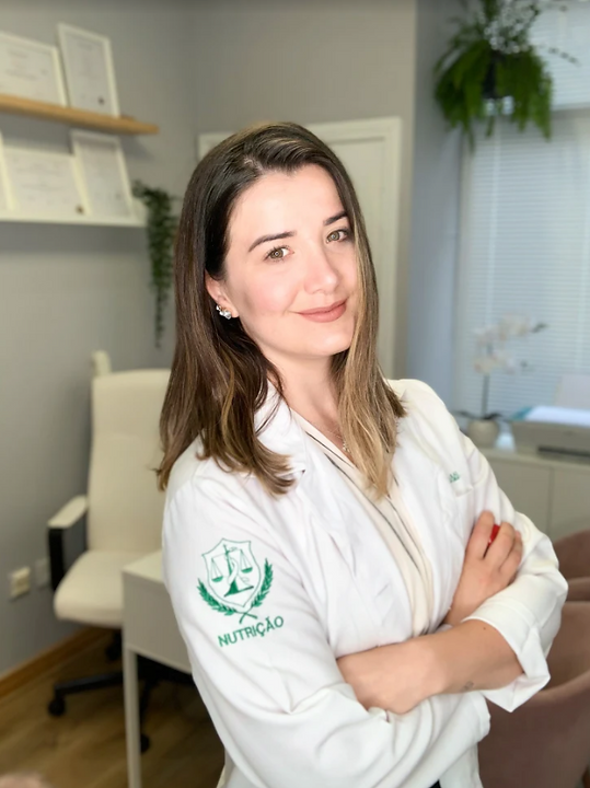 Nutritionist & Health Coach Lisiane Giusti