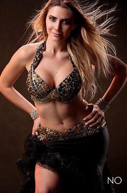 Thay Mollica - Belly Dance Class