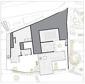 cabanon le corbusier e1027 extension project plan 02