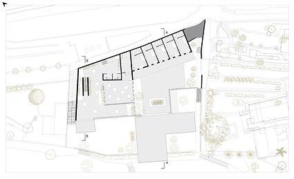 cabanon le corbusier e1027 extension project plan 03