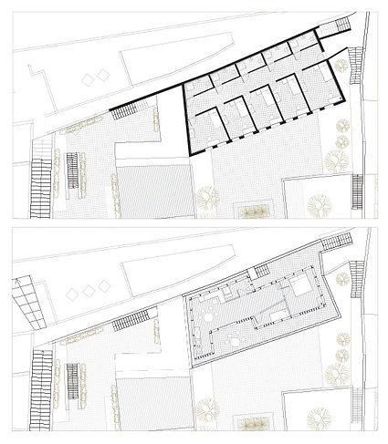 cabanon le corbusier e1027 extension project plan 01