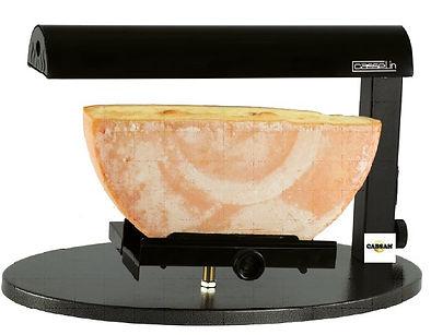 équipements de cuisines pour collectivités CABSAN FRANCE-appareil à raclette demi meule