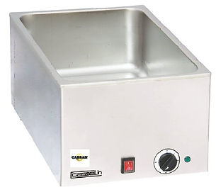 CABSAN  EQUIPEMENTS COLLECTIVITES-bain marie