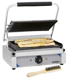 accesso collectivités-grill panini res