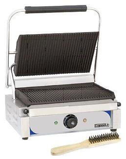 équipements collectivités-grill panini