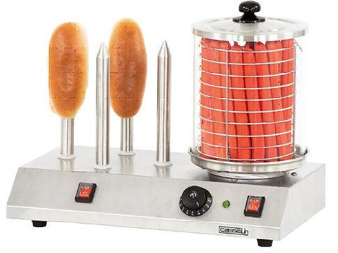 accessoires collectivités CABSAN FRANCE-appareil à hot dog