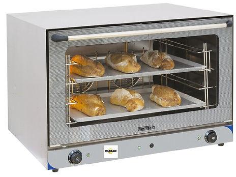 équipements pour cuisines de collectivités CABSAN FRANCE-four à convection